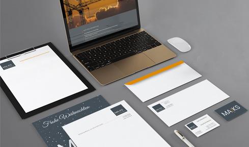 Grafikdesign MAKS